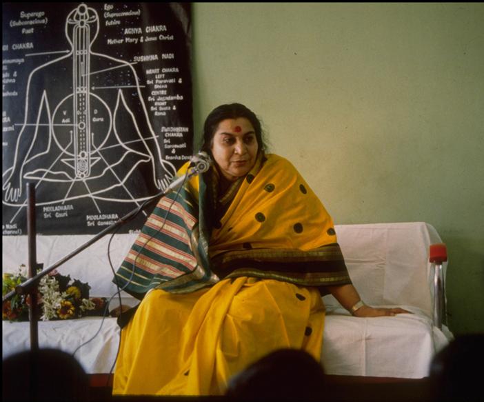 Shri Mataji Public Program