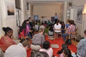 Sahaja Yoga-Zentrum Berlin